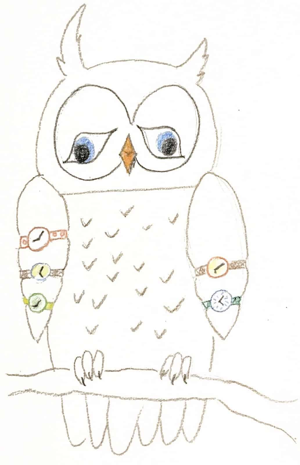 Time Zone Converter Owl